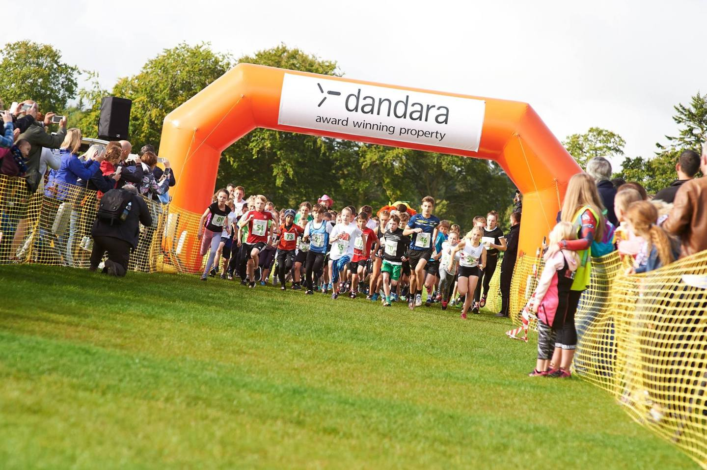 The Friends of Hazlehead - Dandara 5k