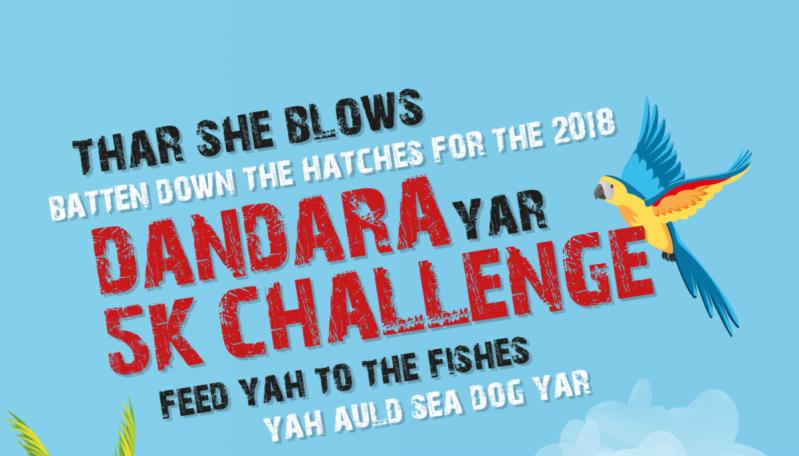 Dandara 5k Challenge 2018